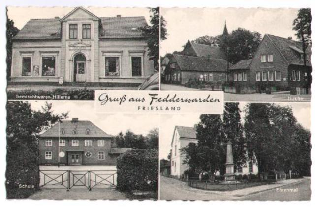 Fedderwarden
